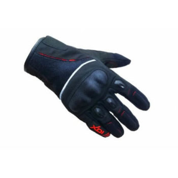 XDI Rage Black Red Gloves