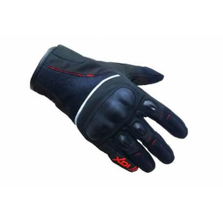 XDI Rage Black Red Gloves