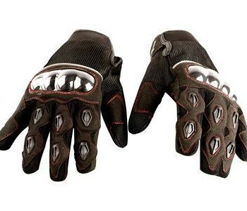 XDI Urban Black Red Gloves