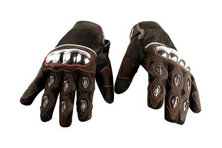 XDI Urban Black Red Gloves