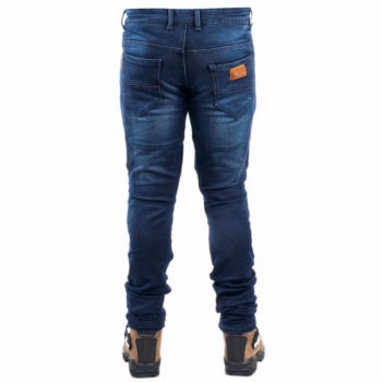 Zeus Dark Rider SW Blue Jeans Pants1