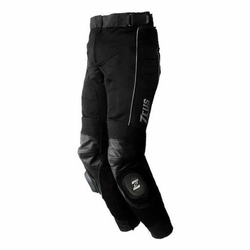 Zeus Mojave Black Riding Pants