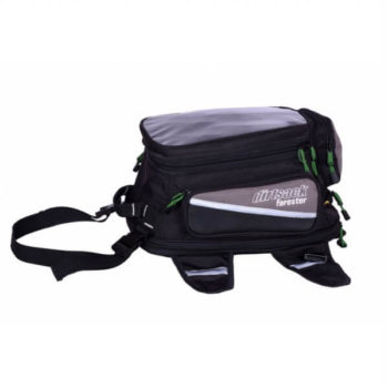 Dirtsack Forester Neo Expandable Black Grey Tank Bag
