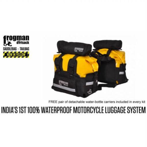 Dirtsack Long Ranger Pro Waterproof Saddle Bag 2