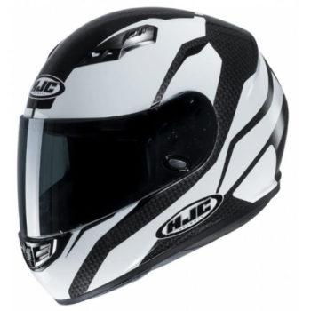 HJC CS 15 Sebka MC5 Matt White Black Full Face Helmet