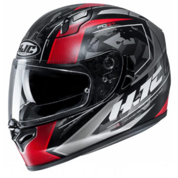 HJC FG ST Kume MC1SF Matt Red Black Grey Full Face Helmet