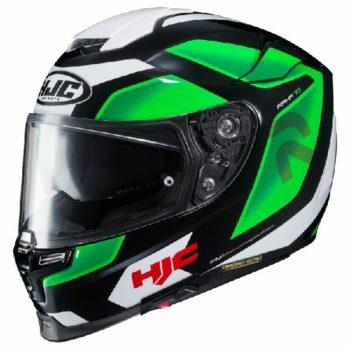 HJC RPHA 70 ST Grandal Black Green Full Face Helmet