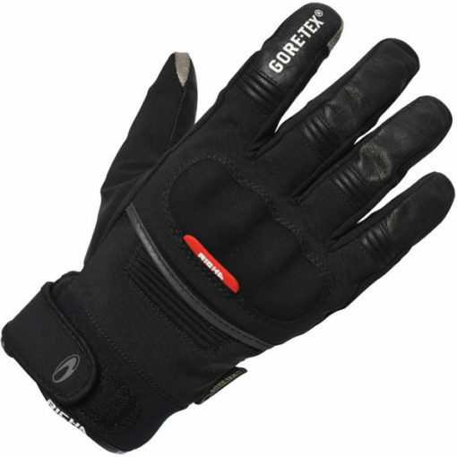 Richa City GTX Black Riding Gloves