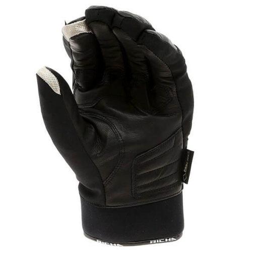 Richa City GTX Black Riding Gloves3