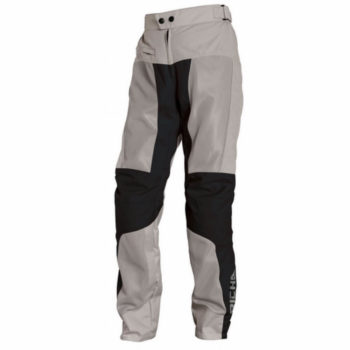 Richa Cool Summer Black Grey Riding Pants