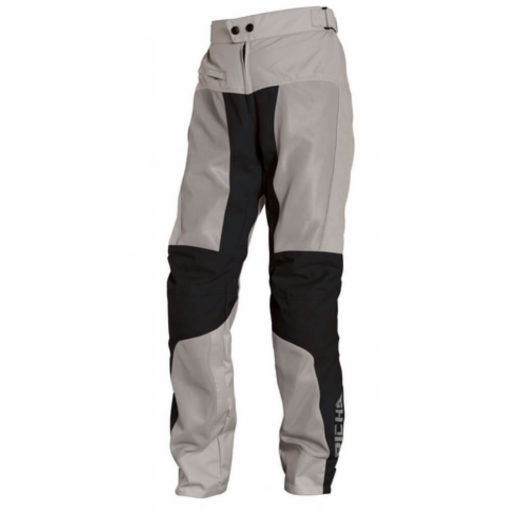 Richa Cool Summer Black Grey Riding Pants