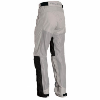 Richa Cool Summer Black Grey Riding Pants1