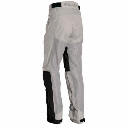 Richa Cool Summer Black Grey Riding Pants1