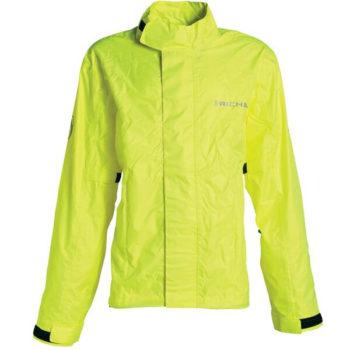 Richa Rainvent Fluorescent Yellow Riding Jacket