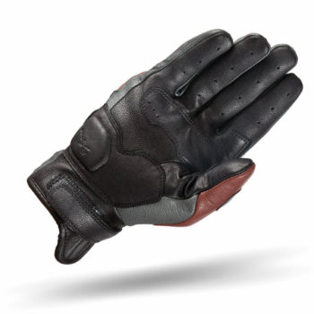 Shima Caliber Brown Riding Gloves1