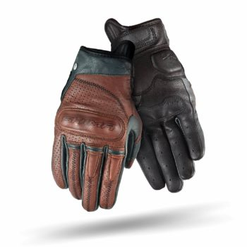 Shima Caliber Brown Riding Gloves2