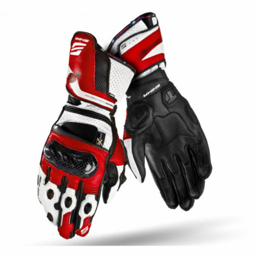 Shima Sports RS 1 Black Red White Riding Gloves