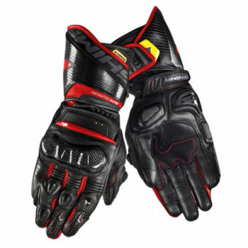 Shima Sports RS 2 Black Red Riding Gloves