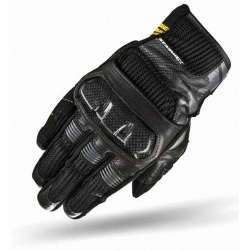 ShimaX Breeze Black Riding Gloves1