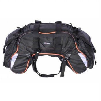 Viaterra Claw Mini 2017 Black Orange Tail Bag