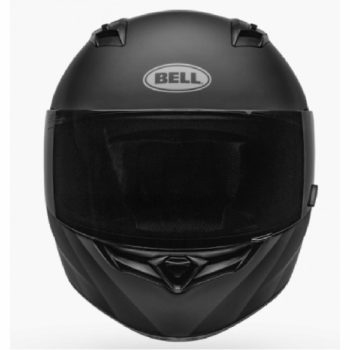 BELL Qualifier Integrity Matt Camo Black Grey Full Face Helmet front