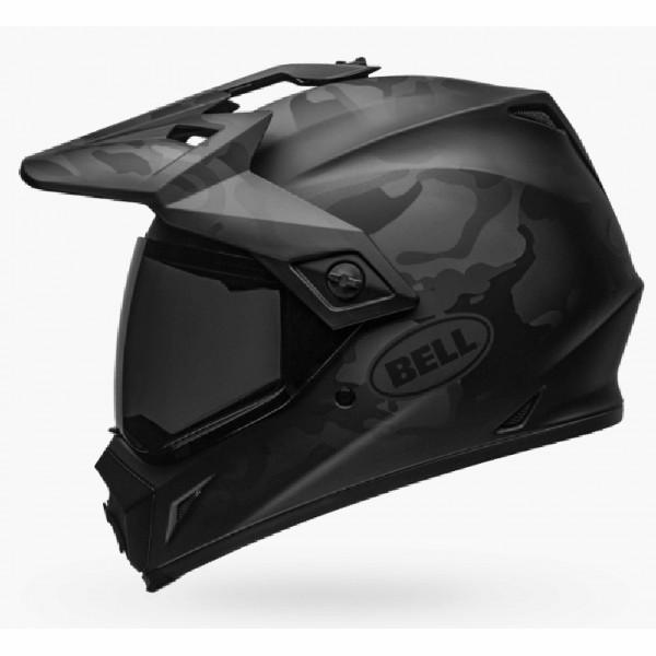 BELL MX-9 Adventure MIPS Stealth Dual Sport Helmet