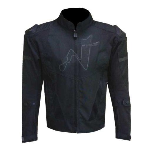 DSG Evo Pro Black Limited Edition Riding Jacket