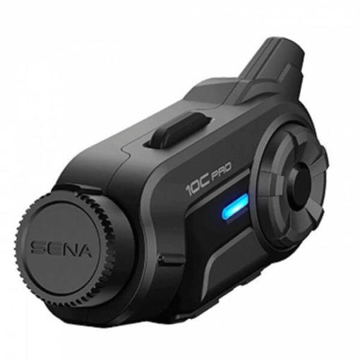 Sena 10C Motorcycle Bluetooth Camera Communication System