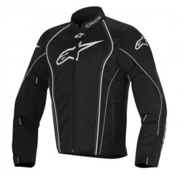 Alpinestars Bonneville Air Black Riding Jacket