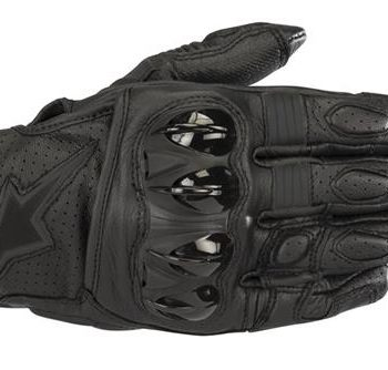 Alpinestars Celer V2 Black Black Riding Gloves