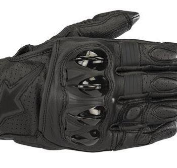 Alpinestars Celer V2 Black Black Riding Gloves