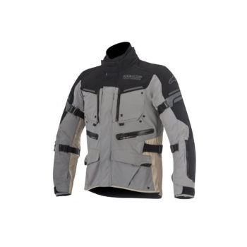Alpinestars Valparaiso 2 Drystar Black Grey Jacket