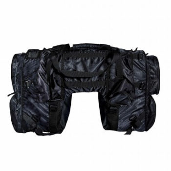BBG Hybrid Black Tail Bag 1