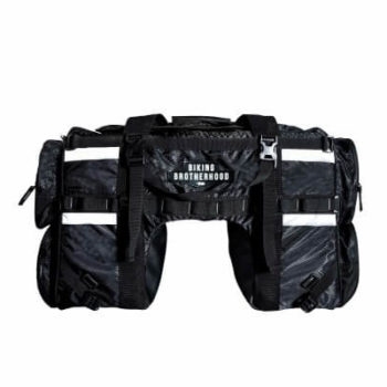 BBG Hybrid Black Tail Bag