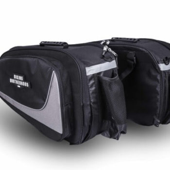 BBG Sports Bike Saddle Bag Set 1