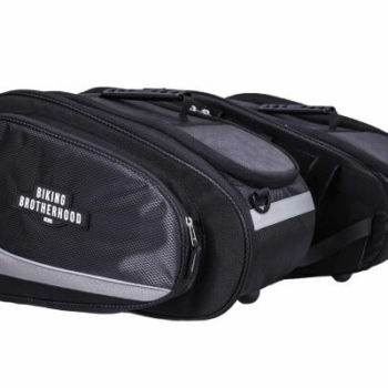 BBG Sports Bike Saddle Bag Set