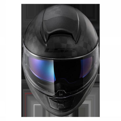 LS2 FF397 Carbon Vector C Class Matt Full Face Helmet 1