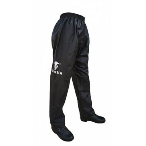 Mototech Trailblazer Tourpro Black Grey Riding Pants 3