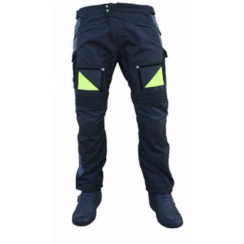 Mototech Trailblazer Tourpro Black Grey Riding Pants