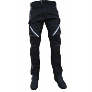 Mototech Trailblazer Tourpro Black Grey Riding Pants1