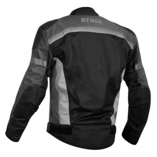 Rynox Helium GT Grey Riding Jacket 1