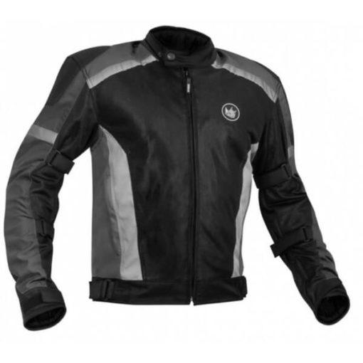 Rynox Helium GT Grey Riding Jacket