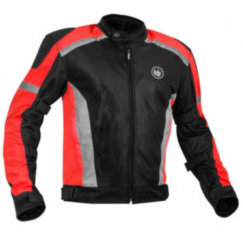 Rynox Helium GT Red Riding Jacket