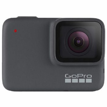 GoPro Hero 7 silver front