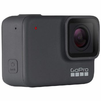 GoPro Hero 7 silver side