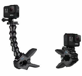 GoPro Jaws Flex Clamp Mount ACMPM 001 2