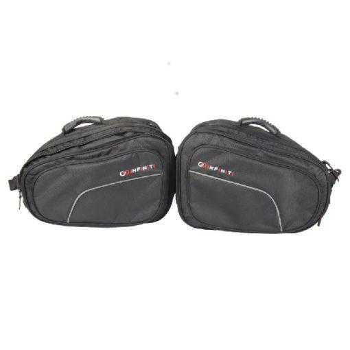 Infiniti Lone Ranger Saddle Bag SDLR 0002