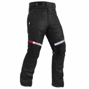Rynox Stealth Evo Black Riding Pants