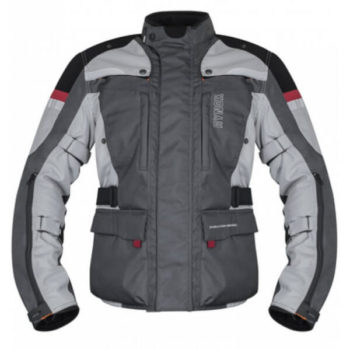 Rynox Stealth Evo V3 L2 Grey Riding Jacket