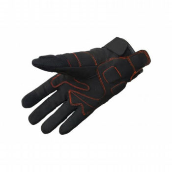 XDI Rage Black Orange Gloves